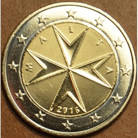 2 Euro Malta 2016 (UNC)
