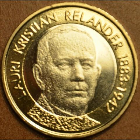 5 Euro Finland 2016 - L.K. Relander (UNC)