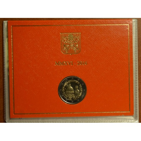 2 Euro Vatican 2016 - 200 years of Gendarmeria  (BU)