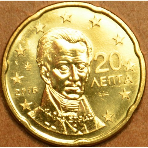 20 cent Greece 2016 (UNC)