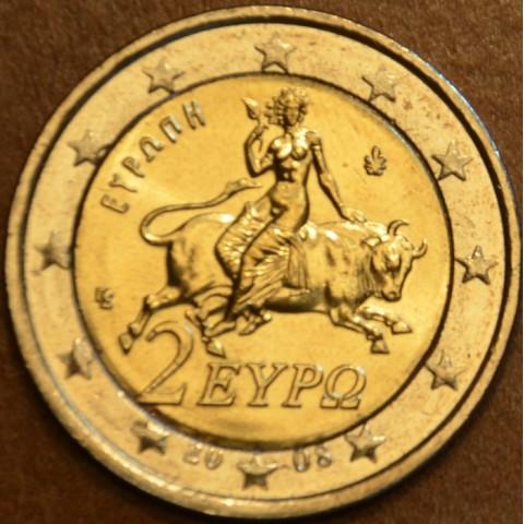 2 Euro Greece 2008 (UNC)