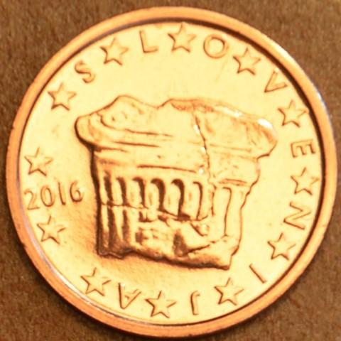 2 cent Slovenia 2016 (UNC)