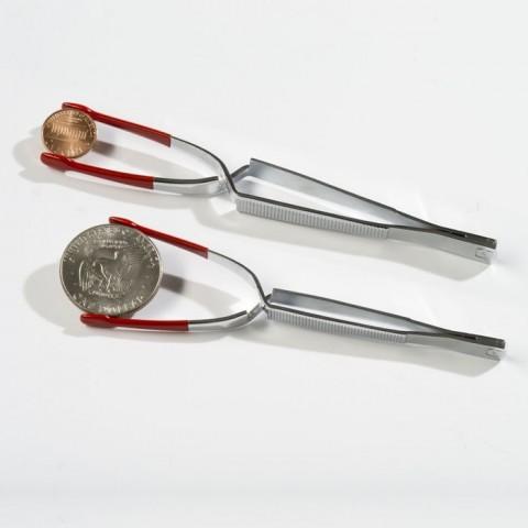 Leuchtturm deLuxe tweezers for coins