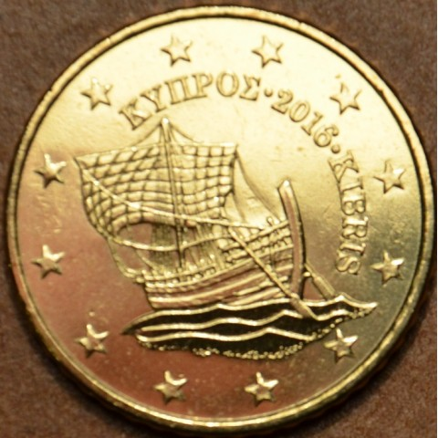 10 cent Cyprus 2016 (UNC)