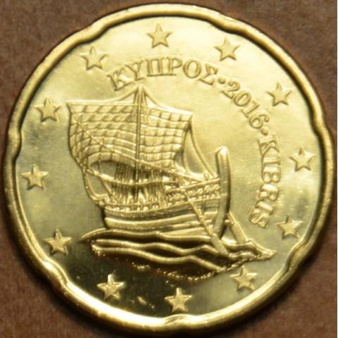 20 cent Cyprus 2016 (UNC)