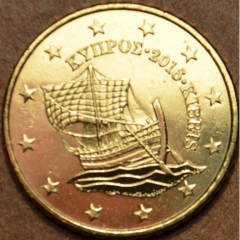 50 cent Cyprus 2016 (UNC)