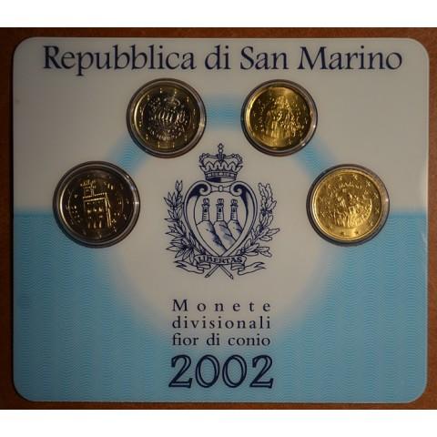 Minikit San Marino 2002 (UNC)