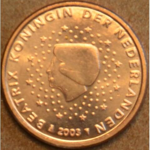 1 cent Netherlands 2003 (UNC)