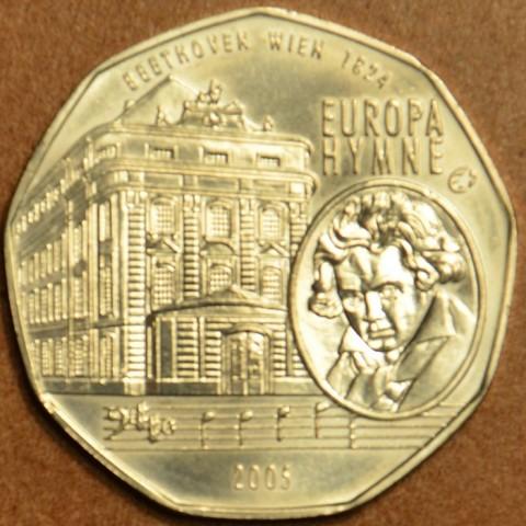 5 Euro Austria 2005 - Ludwig van Beethoven  (UNC)