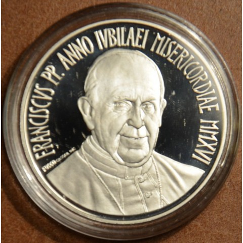 5 Euro Vatican 2016 - 49th World Day of Peace (Proof)