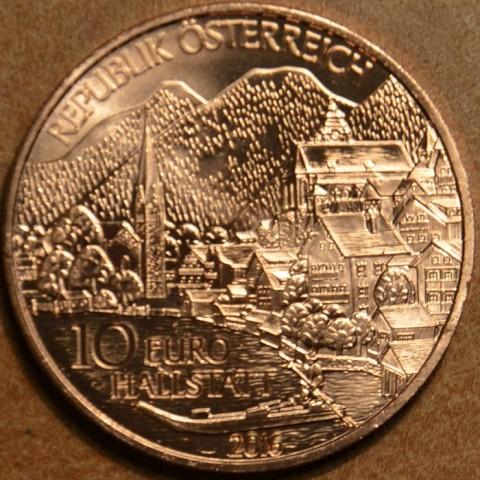 10 Euro Austria 2016 Upper Austria (UNC)