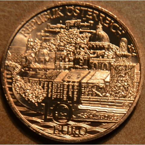10 Euro Austria 2014 Salzburg (UNC)