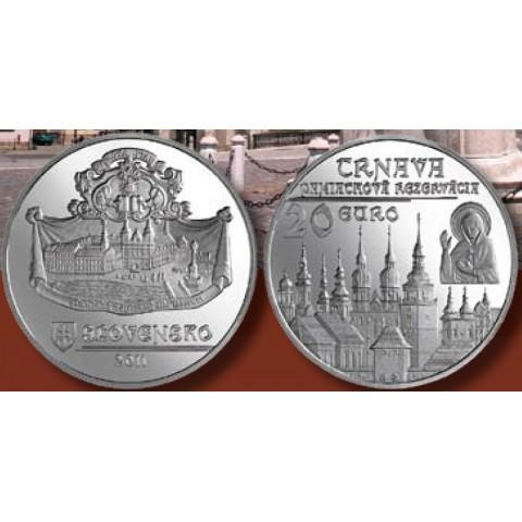 20 Euro Slovakia 2011 - Trnava (BU)