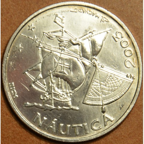 10 Euro Portugal 2003 - Nautica (UNC)