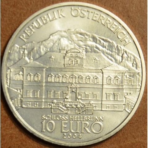 10 Euro Austria 2004 Hellbrunn (UNC)