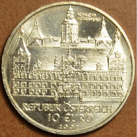 10 Euro Austria 2002 Eggenberg (UNC)
