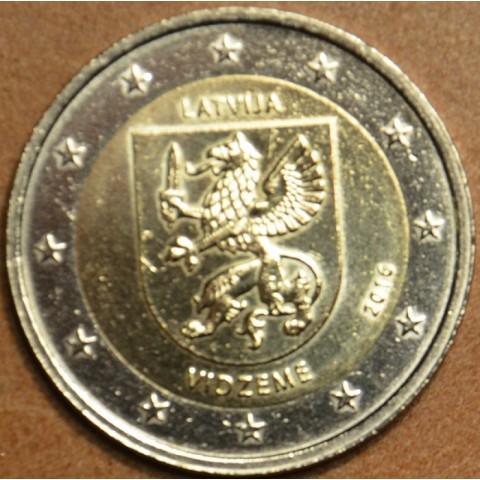 2 Euro Latvia 2016 - Vidzeme (UNC)