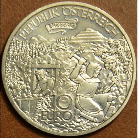 10 Euro Austria 2010 Erzberg (UNC)