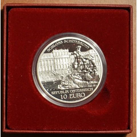10 Euro Austria 2003 Schönbrunn (Proof)