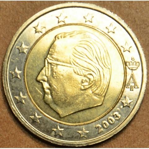 2 Euro Belgium 2003 (UNC)