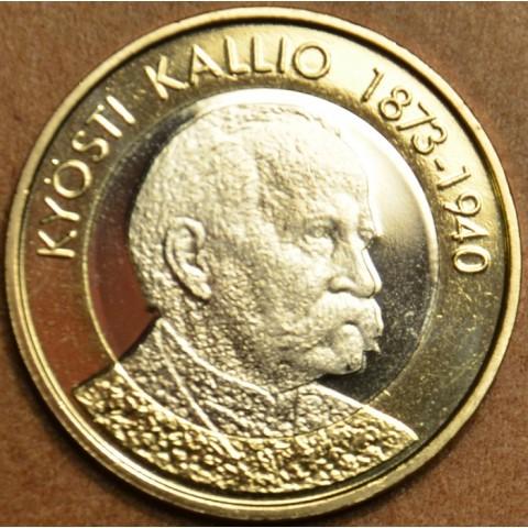 5 Euro Finland 2016 - Kyösti Kallio (UNC)