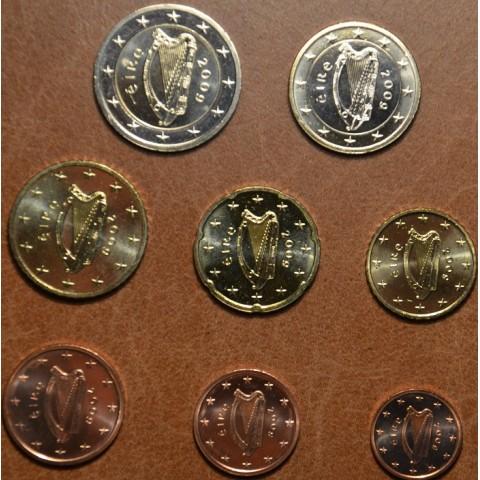 Set of 8 coins Ireland 2009 (UNC)