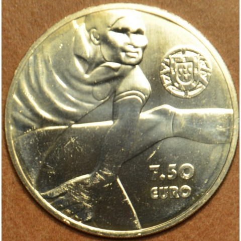 7,5 Euro Portugal 2016 - Eusebio (UNC)