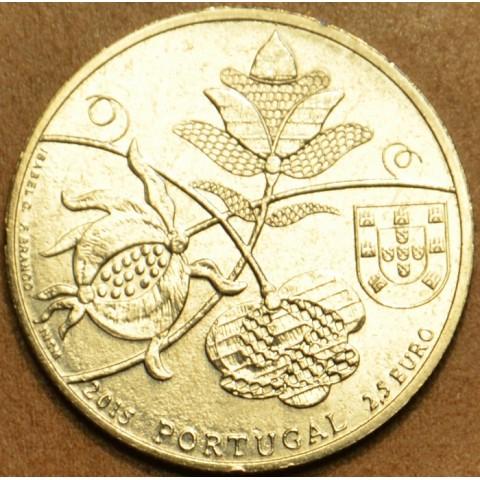 2,5 Euro Portugal 2015 - Castello Branco (UNC)