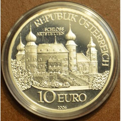 10 Euro Austria 2004 Artstetten (Proof)