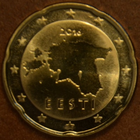 20 cent Estonia 2016 (UNC)