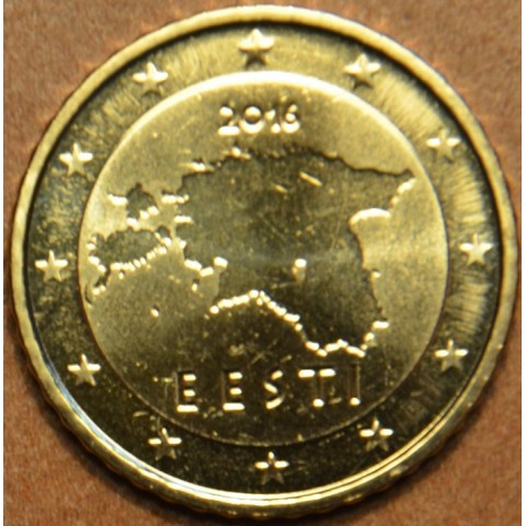 10 cent Estonia 2016 (UNC)