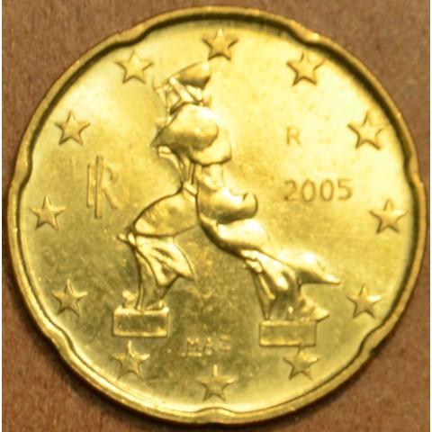 20 cent Italy 2005 (UNC)