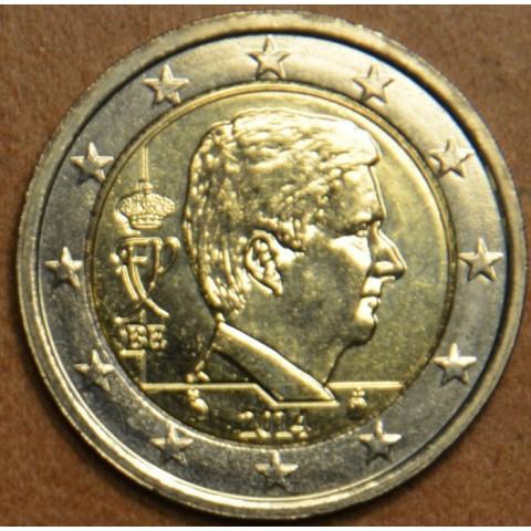 2 Euro Belgium 2014 (UNC)
