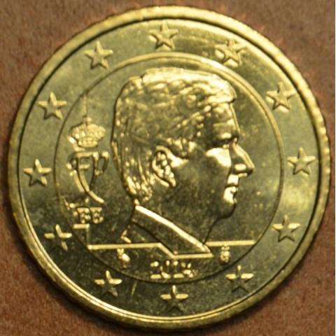 50 cent Belgium 2014 (UNC)