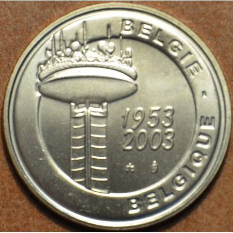 Token Belgium 2003 - 50 years of television