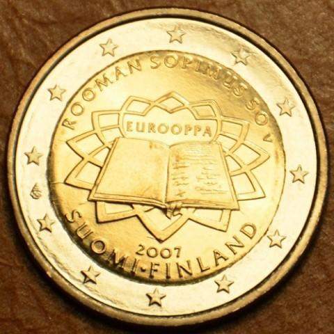 2 Euro Finland 2007 - 50th anniversary of the Treaty of Rome (UNC)