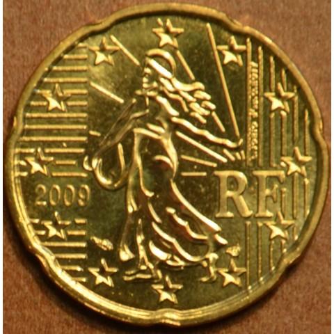 20 cent France 2009 (UNC)