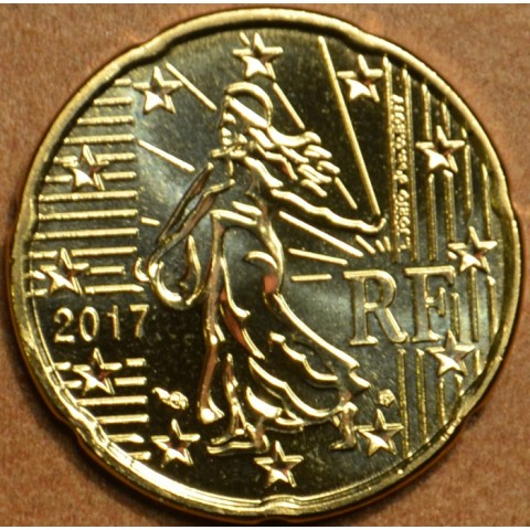 20 cent France 2017 (UNC)