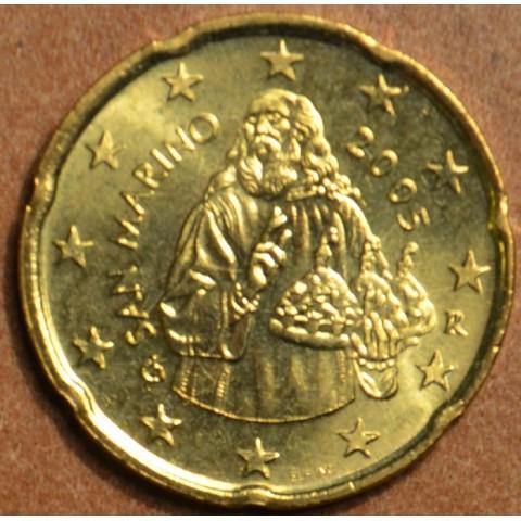 20 cent San Marino 2005 (UNC)