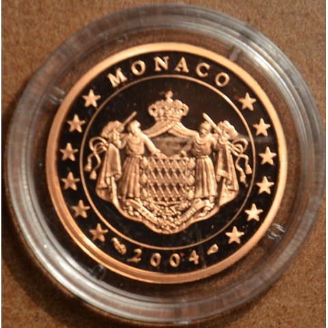 1 cent Monaco 2004 (Proof)