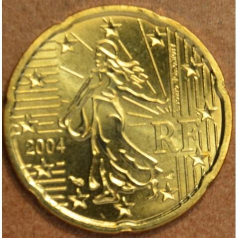 20 cent France 2004 (UNC)