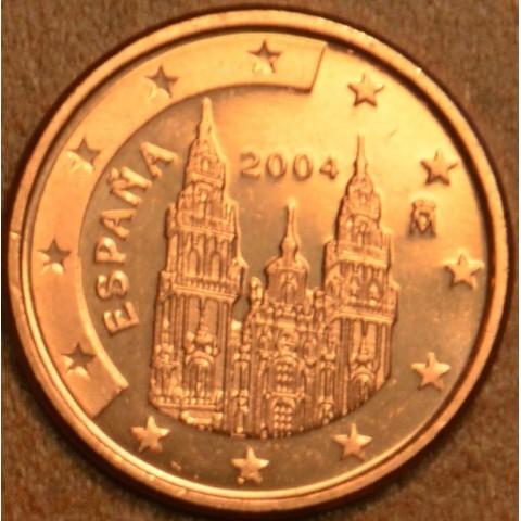1 cent Spain 2004 (UNC)