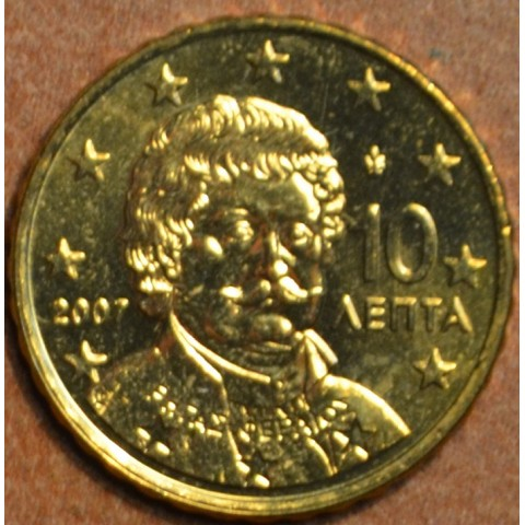 10 cent Greece 2007 (UNC)