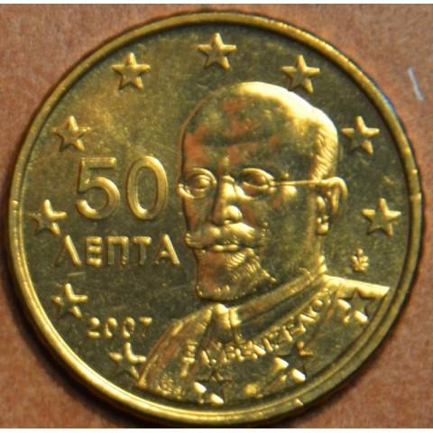 50 cent Greece 2007 (UNC)