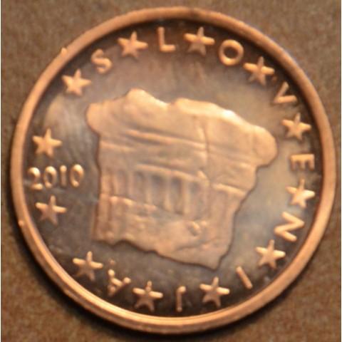 2 cent Slovenia 2010 (UNC)