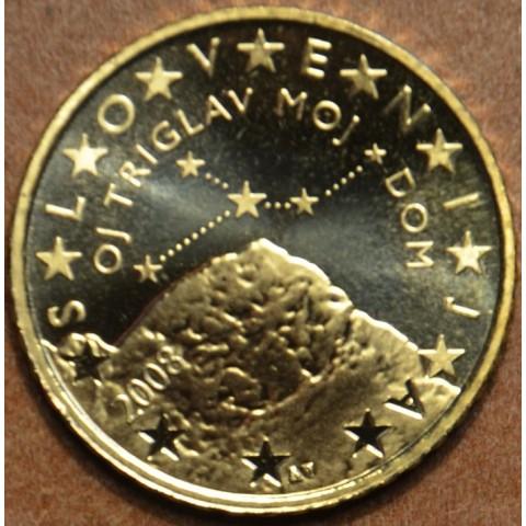 50 cent Slovenia 2008 (UNC)