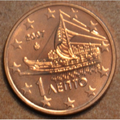 1 cent Greece 2007 (UNC)