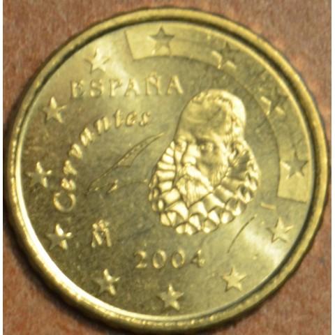 10 cent Spain 2004 (UNC)