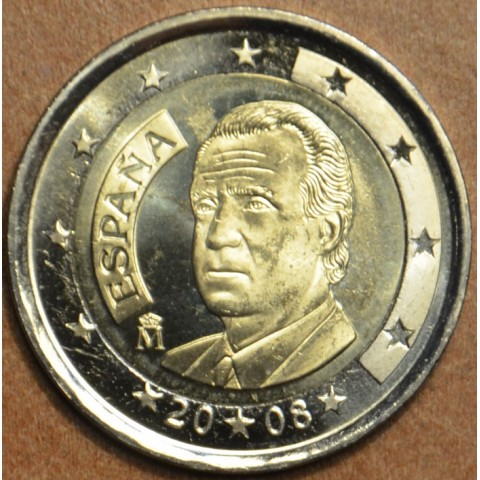 2 Euro Spain 2008 (UNC)