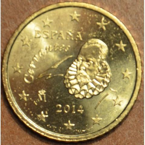 10 cent Spain 2014 (UNC)